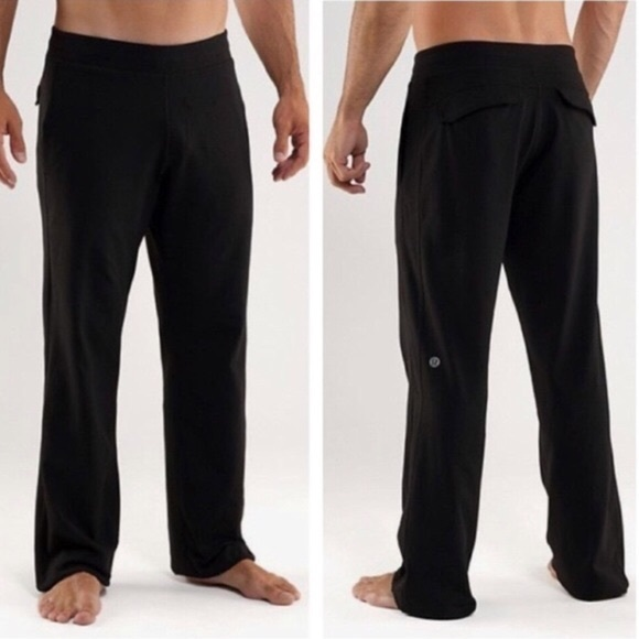 8f304bcb906 lululemon athletica Pants | Lululemon Mens Yoga | Poshmark